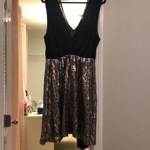 Torrid sequin dress